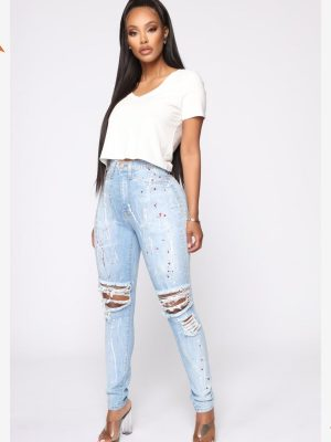 Fashion Nova Skinny Jeans on jodycruise.com