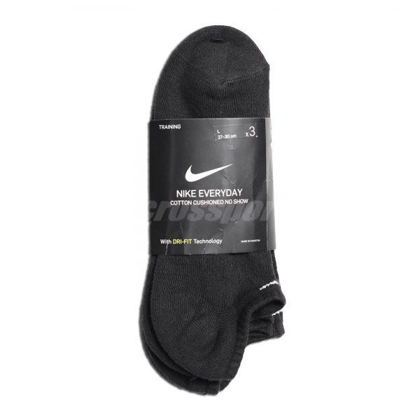 Nike Everyday Cotton Socks(3 Pairs)