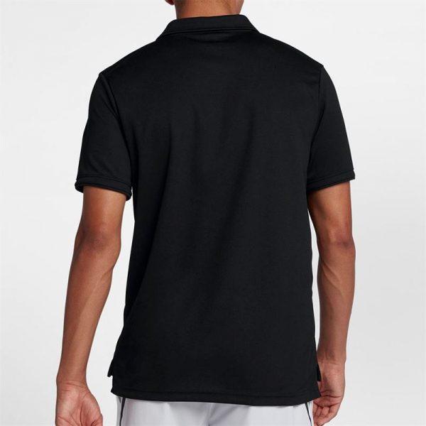 Nikecourt DRI-FIT Team Men's Tennis Polo