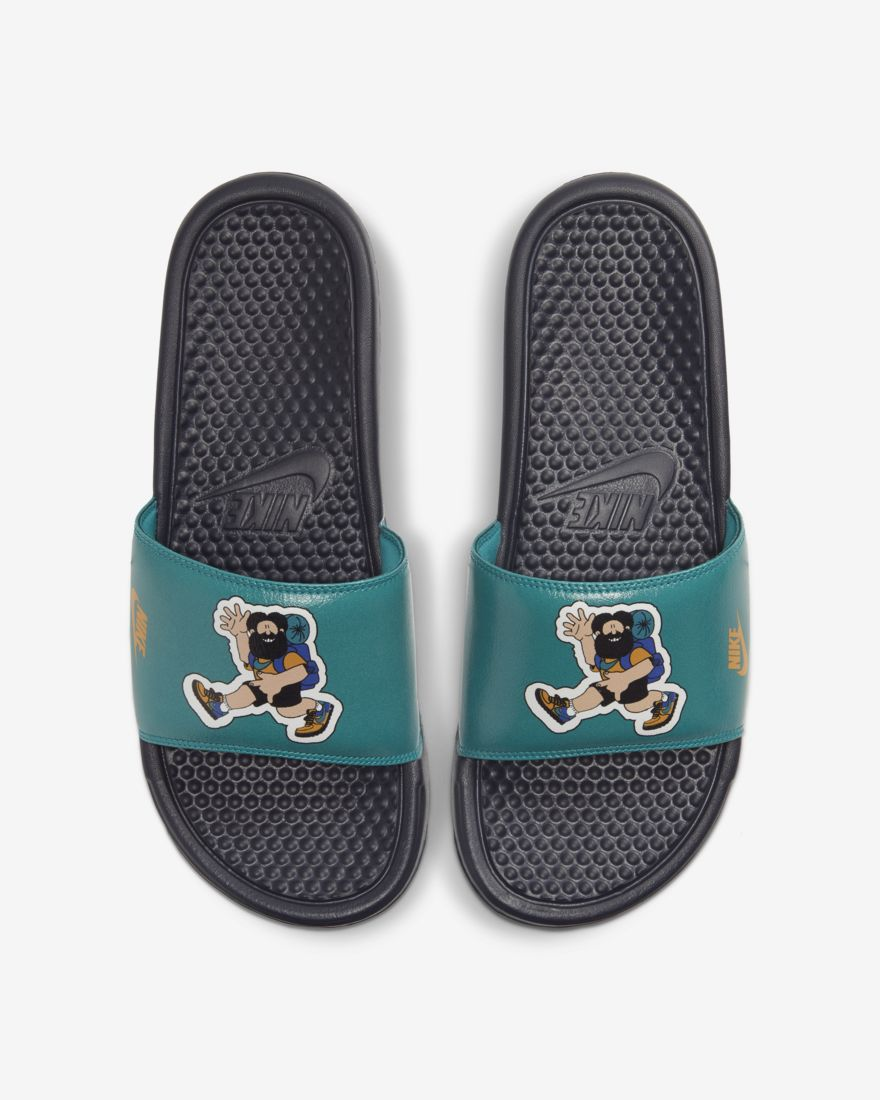 Nike Benassi JDI Printed on jodycruise store