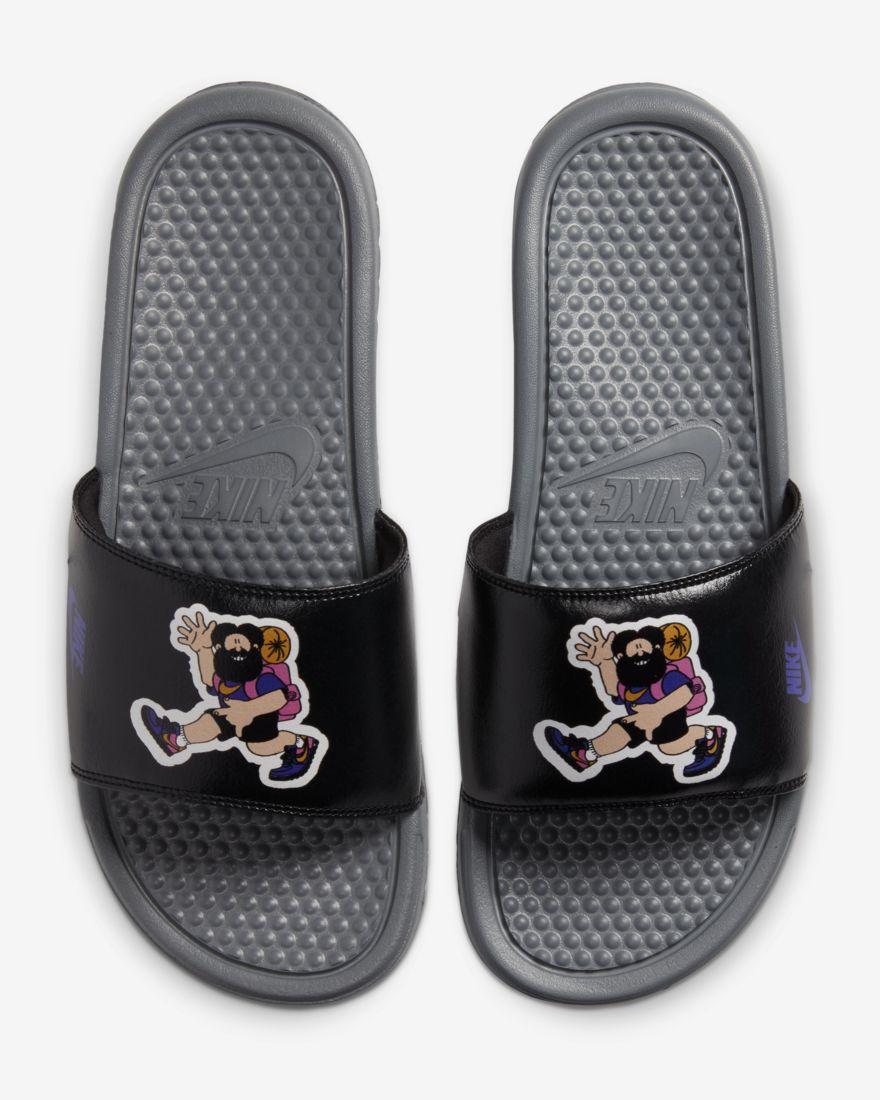 Nike Benassi JDI Printed