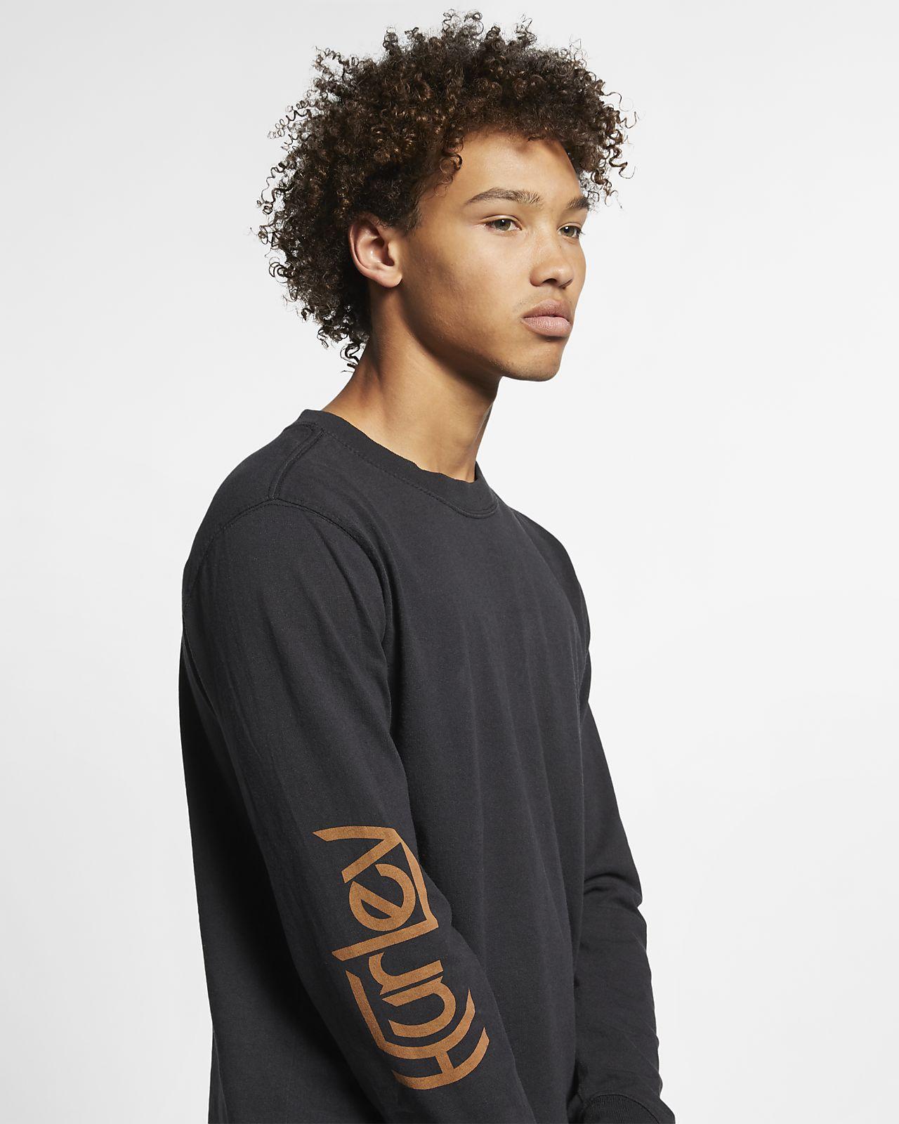 Hurley x Carhartt Long Sleeve T-Shirt