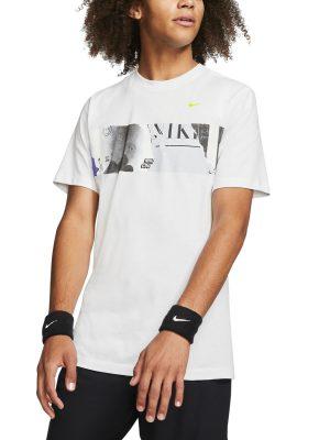 Nike Court Graphic Short Sleeve T-Shirt