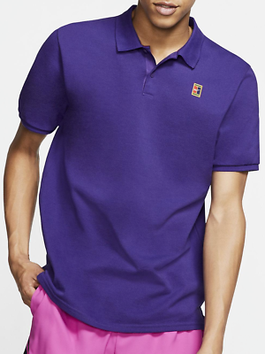 Nike Mens Heritage Tennis Polo