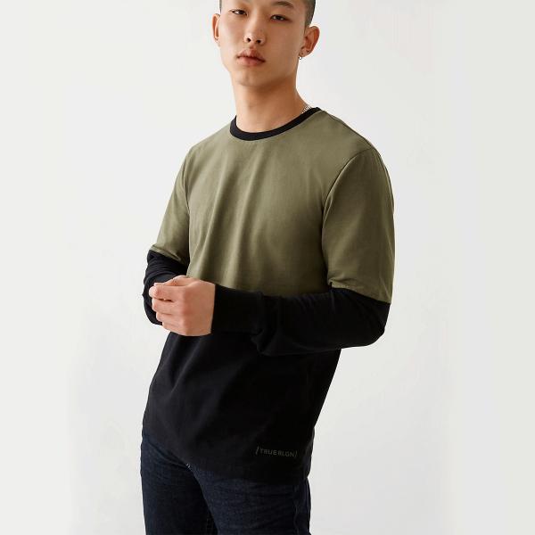 New Fashion HS Crew Neck Shirt