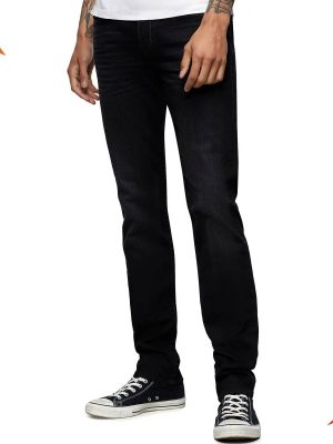 Geno flap Slim jeans 1