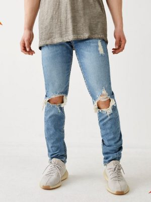 Rocco no flap big T W darts Jeans 2