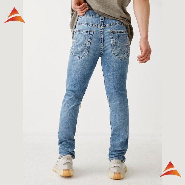 Rocco no flap big T W darts Jeans