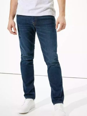 American Eagle Airflex Slim Straight Jean