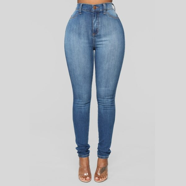 Fashion Nova Luxe High Waist Skinny Jeans