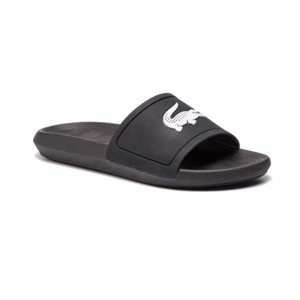 Lacoste Croco Slide -Black