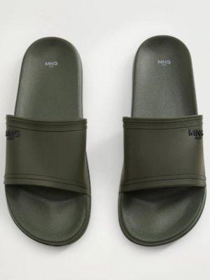 Mango Flip Flop palabano slide