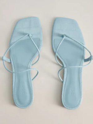 Mango Women Sandals