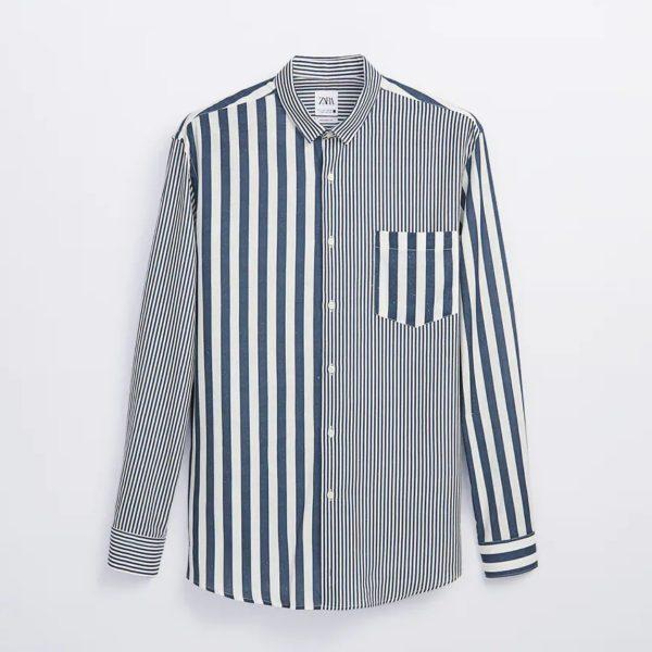 Zara Top with Stripes
