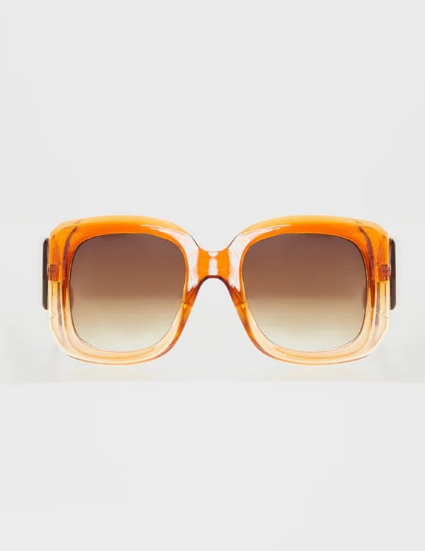 PrettyLittleThing Oversized Square frame Sunglasses