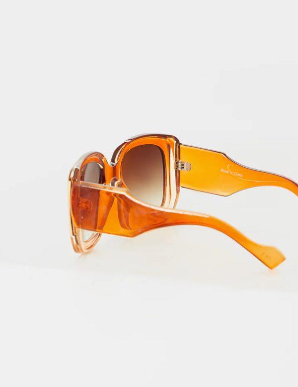 PrettyLittleThing Oversized Squareframe Sunglasses