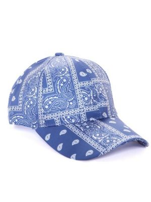 FashionNova Bandana Print Dad Hat