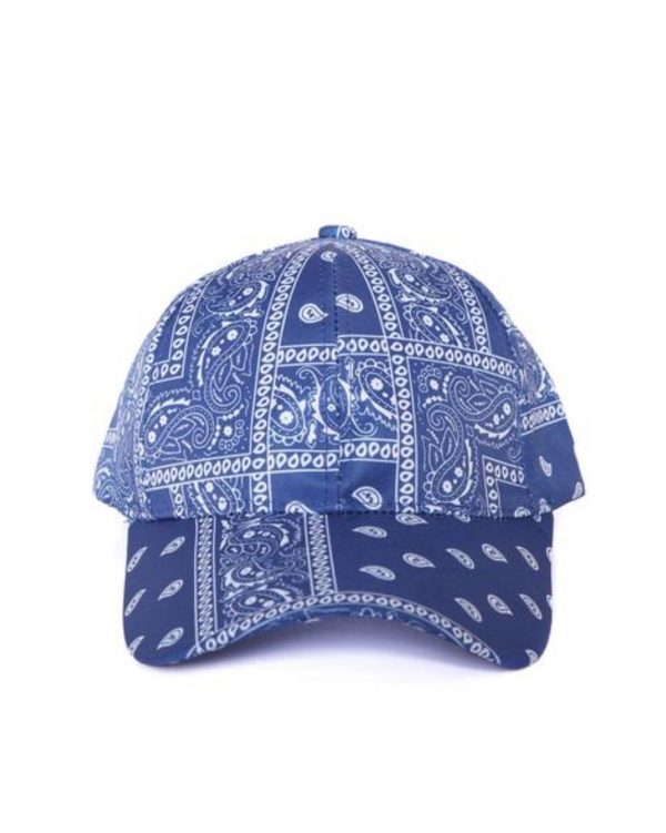 FashionNova Bandana Print Dad Hat
