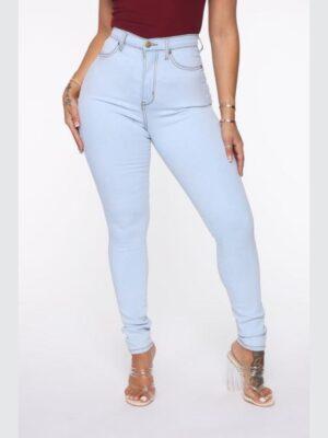 FashionNova Simpler Times Skinnhy Jeans 2