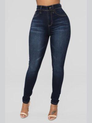 FashionNova Statusque Booty Lifting Jeans 3